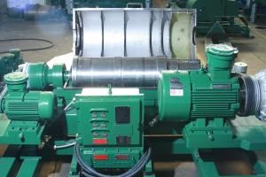 High Speed Polishing Centrifuge