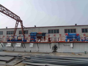 GN drilling fluid system
