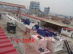 trip tank by GN Solids Control