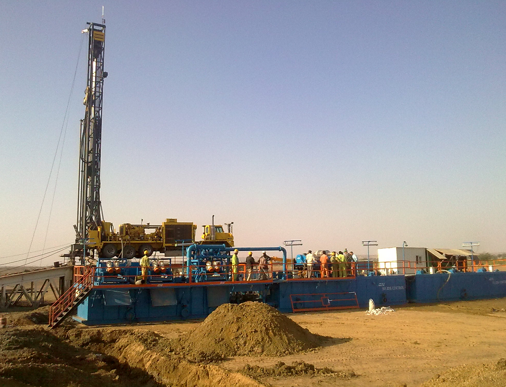 drilling fluids drilling mud market Noun 1 drilling fluid - a mixture of clays and chemicals and water pumped   com)-- according to a techsci research report global drilling fluids market by .