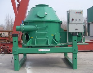 Drilling Cutting Extractor Dryer