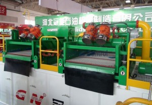 Top brand Linear motion shale shaker