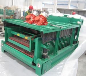 GNZS703D double deck shale shaker