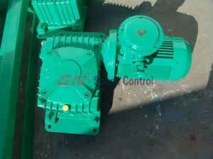 Drilling mud agitator for oilfield