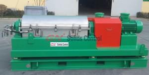Swaco 518 Equivalent Model Decanter Centrifuge
