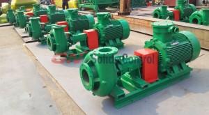 decanter Centrifuge feed pump - centrifugal pump