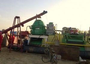 GN Oilfield Drilling Sludge Dryer System