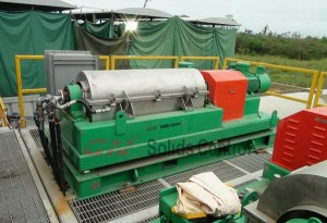 GN Centrifuge for Waste Cuttngs Management