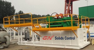 GN Drilling Fluids Recycling System