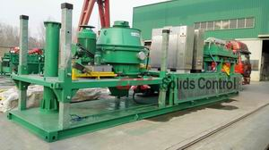 GN Drilling Waste Cuttings Drying System