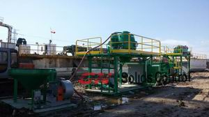 Modular Waste Cuttings Drying Unit