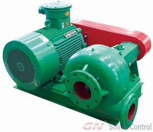 GN high efficiency shear pump polymer cutting