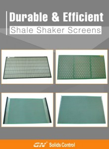 GN Shaker Screen For Sale