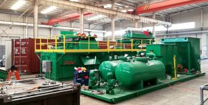Oil-sludge-Recovery-System
