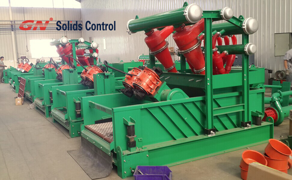 CPP Shale Shaker