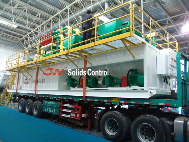 drilling equipment from GN Solids Control