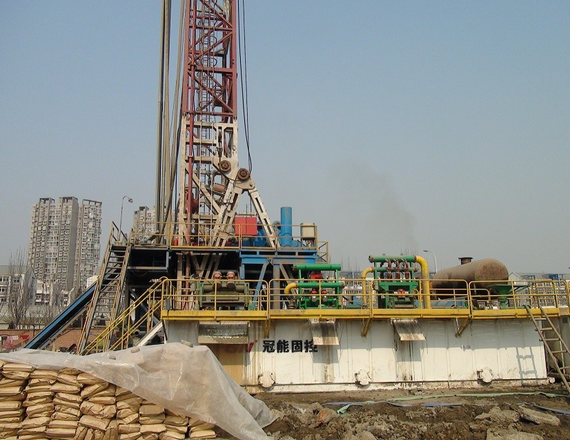 Geothermal Drilling Solids Control