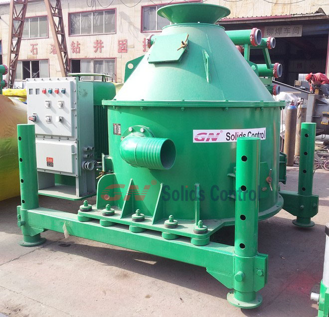 GN Vertical Cutting Dryer