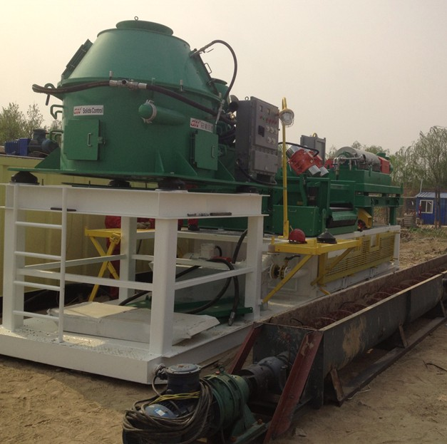 WBM Vertical Cuttings Dryer