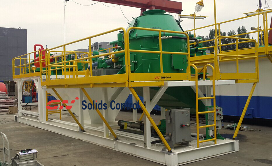 OBM Drilling Cuttings Dryer System