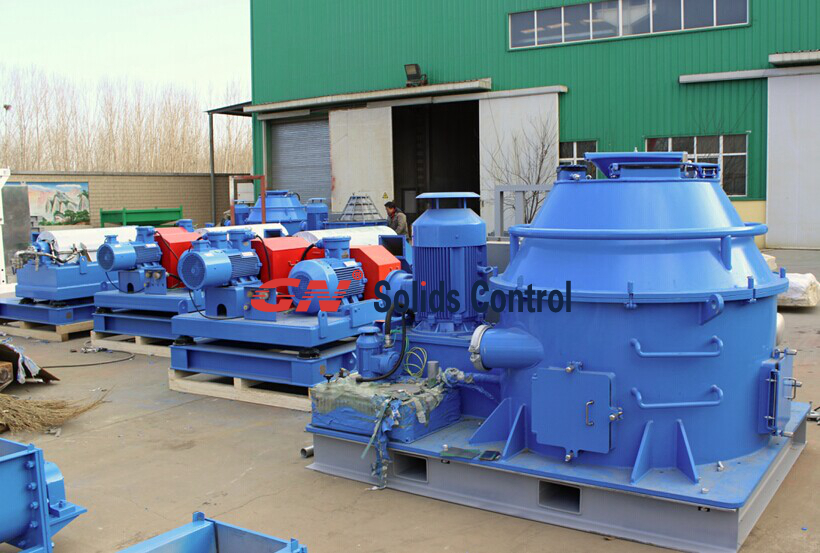 Drilling cuttings Drying Equipment