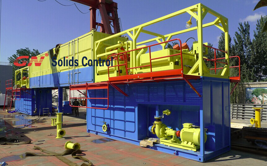 solids control unit