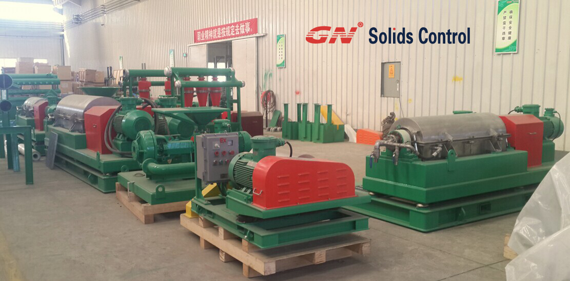 Oil Sludge Decanter Centrifuge