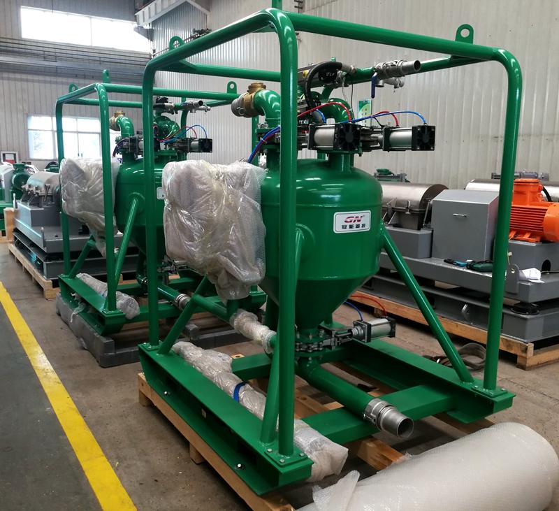 Bomba de vacío GN - Solución ideal para la transferencia de lodos viscosos