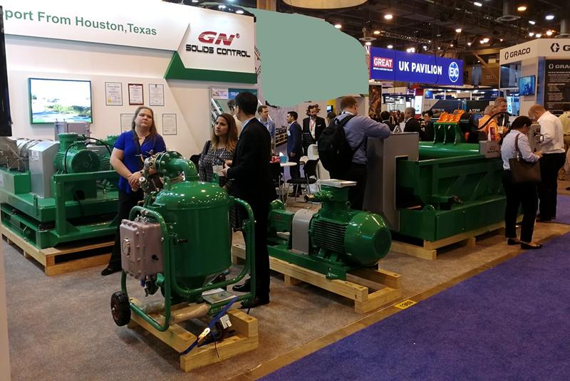 Drilling Fluids System - GN Solids Control