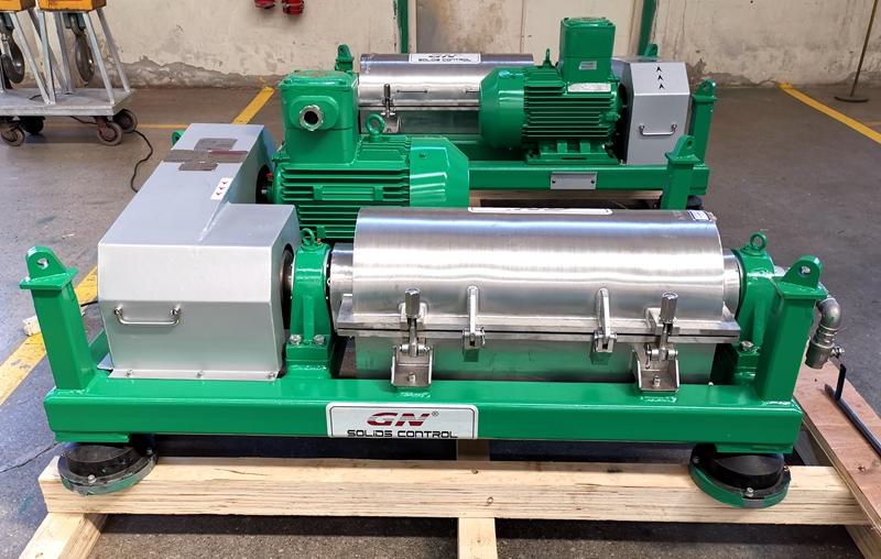 20200317 Centrifuge for Solids Separation