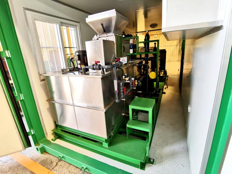 2020.07.08 Polymer Dosing Unit
