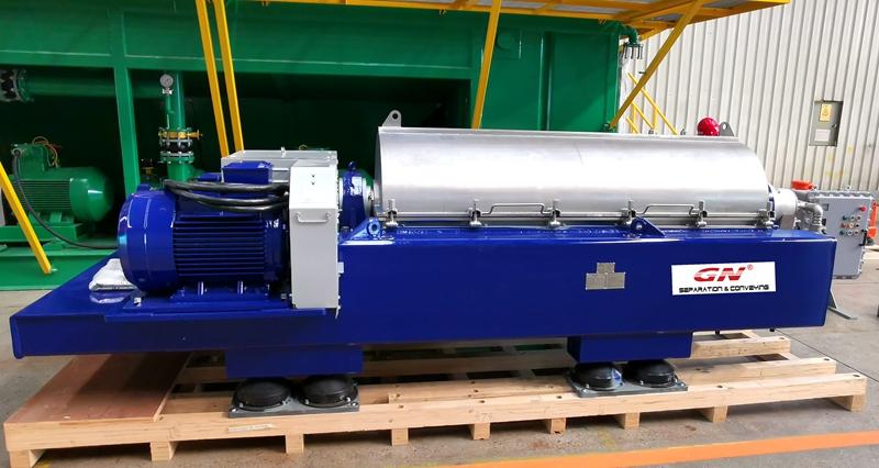 2020.09.05 GNLW454EP Decanter Centrifuge