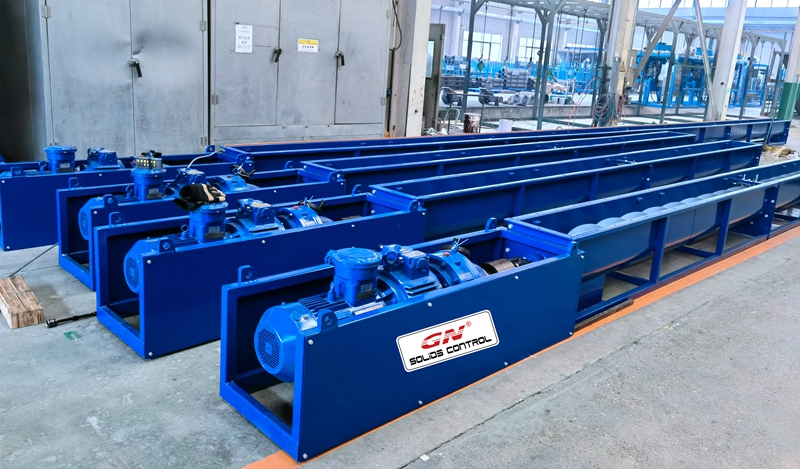 2020.11.23 Screw Conveyor