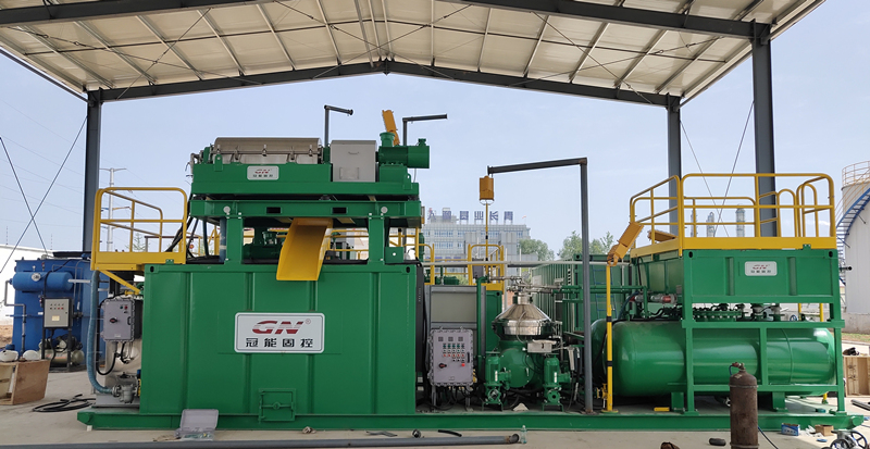 2021.03.18 Oil Sludge Treatment Equipment