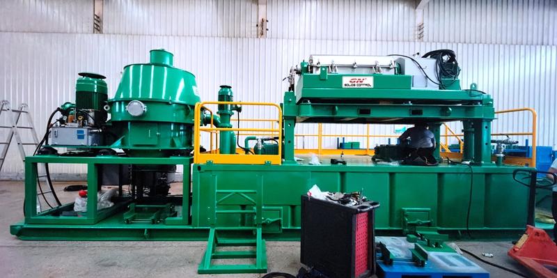2021.09.30 Drilling Cuttings Treatment