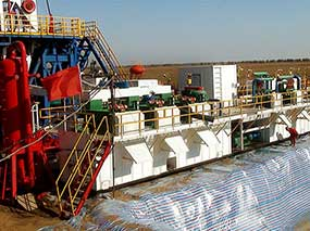 Oil Gas Drilling Mud System