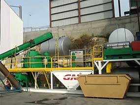 Cuttings Drying System