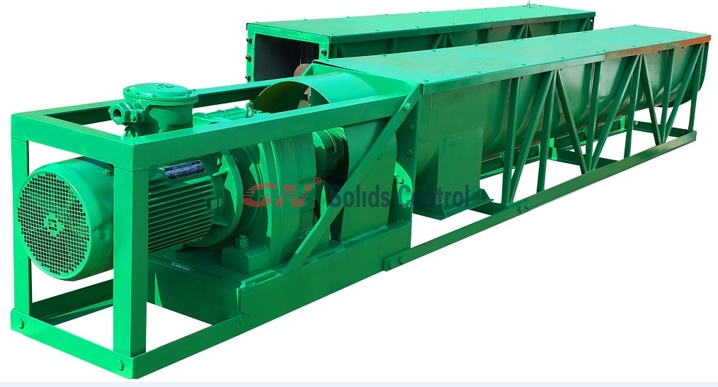Drilling Cuttings Screw Converyor