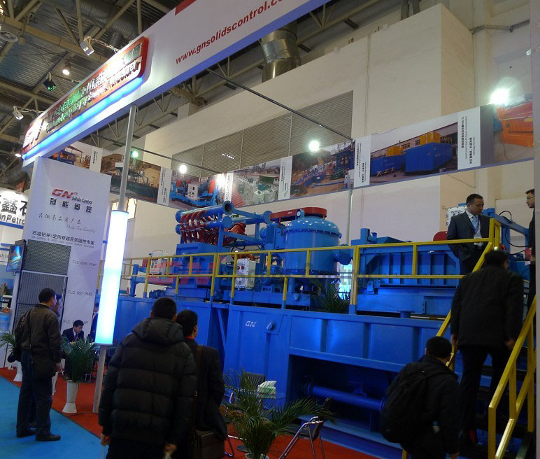 GN Solids Control in CIPPE 2010