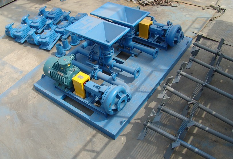 thermal well drilling equipment gn solids control