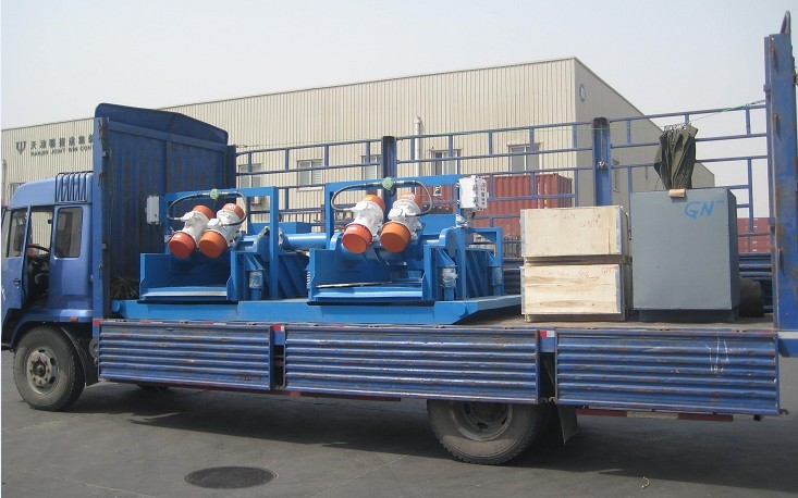 twin shale shaker china manufacturer