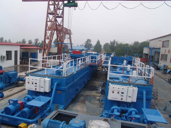 solids control equipments to indonesia