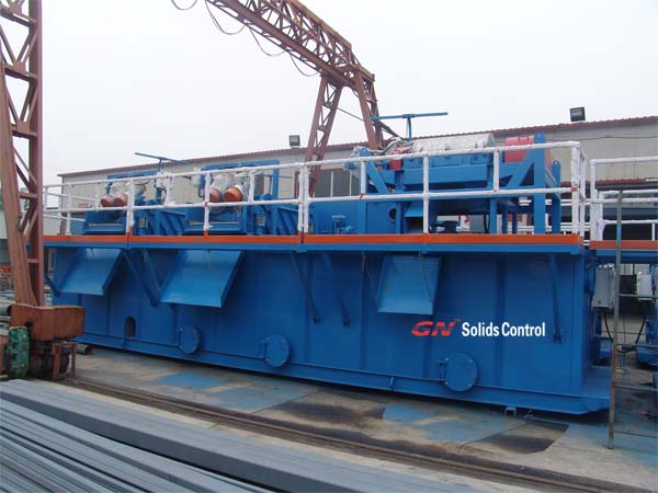 solids control equipment to indonesia