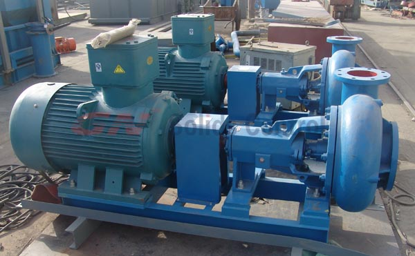 offshore centrifugal pump