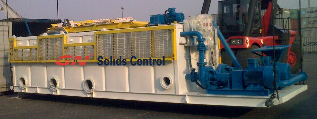 GN-MRS500 Mud Recycling System to Australia