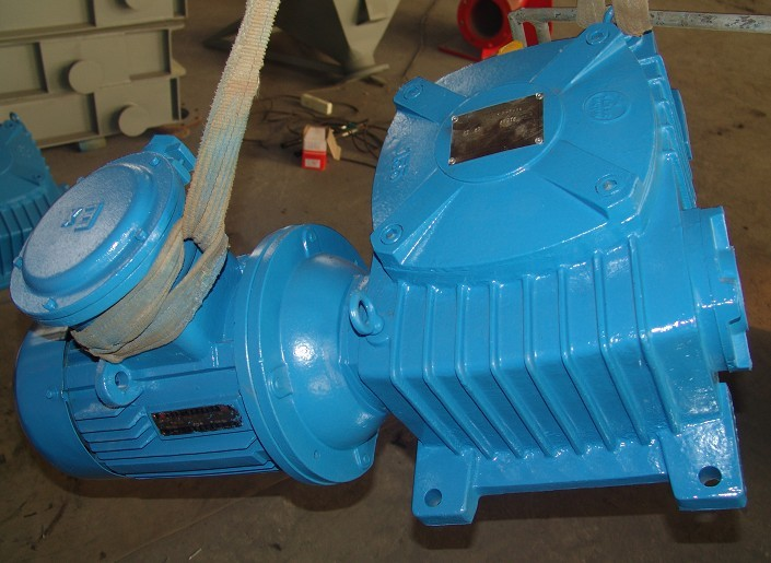 drilling mud mixer
