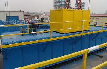 drilling mud tanks