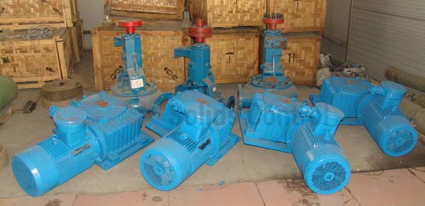 thailand drilling mud agitator