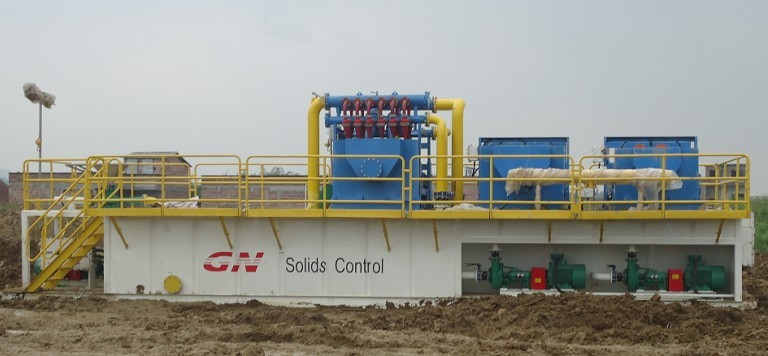 GN HDD Mud Recycling System