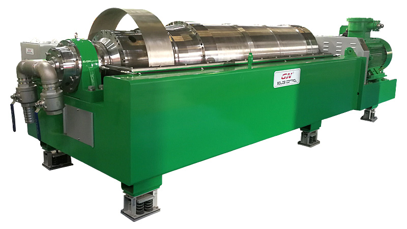 gn 764 decanter centrifuge